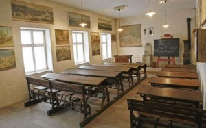 Schulmuseum Michelstetten 1