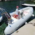 Speedboat 60 PS