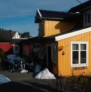 Borge Hotel Husoy, Norwegen