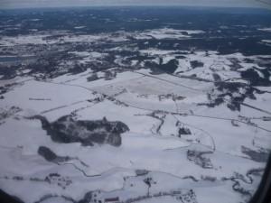 Oslo, Luftaufnahme