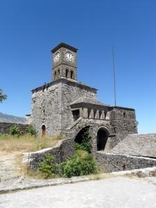 Gjirokaster castle (Krzysztof Dudzik) via Wikimedia
