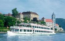 """Wachau - Donau - Donauschifffahrt - Schiff """"Johanna"""" (c) Wurm+Köšck"""