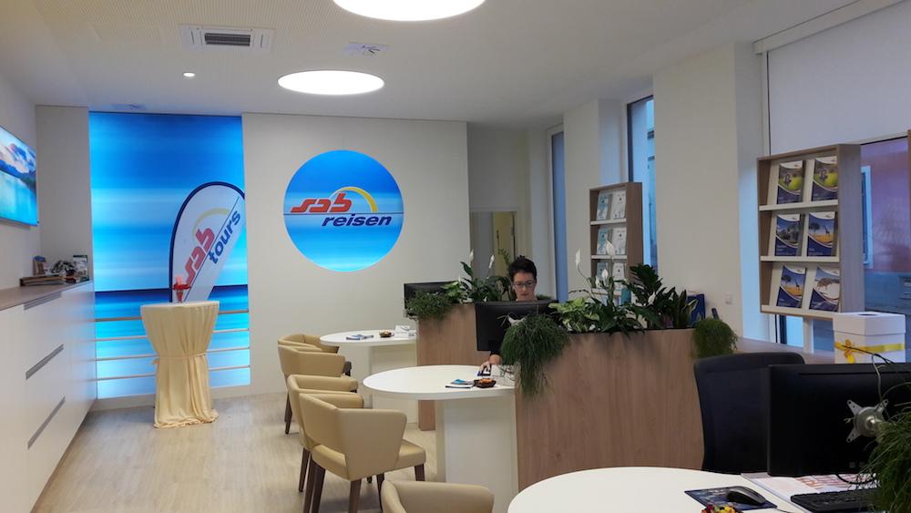 sab-reisen Büro Rohrbach