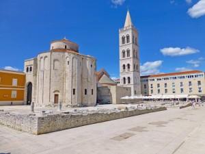 Zadar - Kirche Sv. Donat