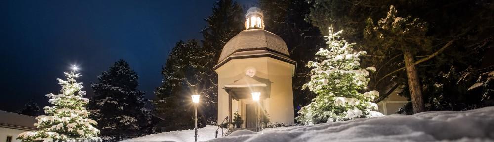 Stille Nacht Kapelle © Salzburger Land Tourismus