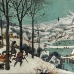 Die Jäger im Schnee © KHM-Museumsverband