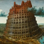 Turmbau zu Babel © Museum Boijmans Van Beuningen