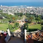 Haifa Gärten der Bahais