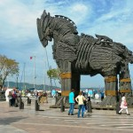 Trojanisches Pferd © Jerusalemweg