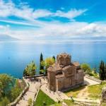 Mazedonien - Ohridsee