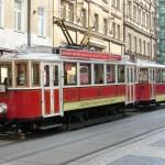 Prag Oldtimer Tram