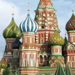Moskau St Basilius Kathedrale