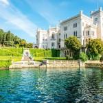 Schloss Miramare Triest