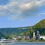 Rheintal Schiffahrt