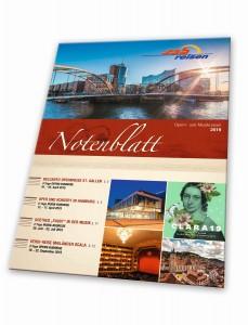 Katalog Notenblatt
