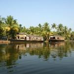 Alleppey Hausboote Backwaters