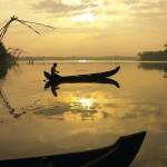 Backwaters of Kumbalangi