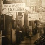 alte Fotographie von New York