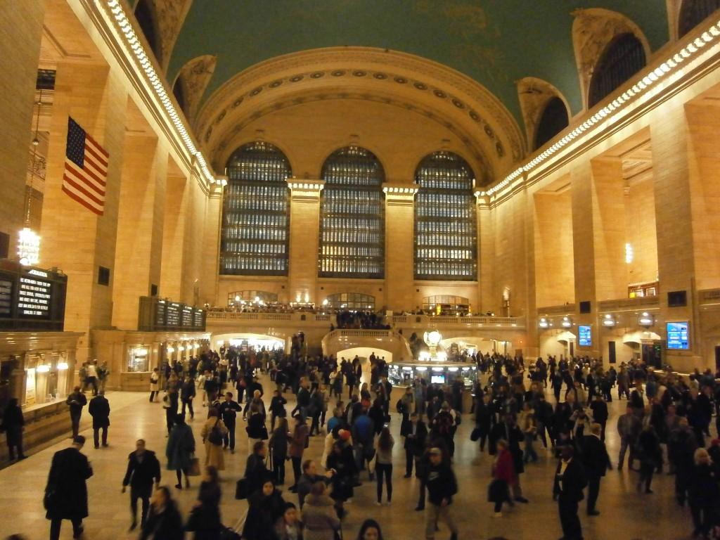 Grand Central Station Innenansicht