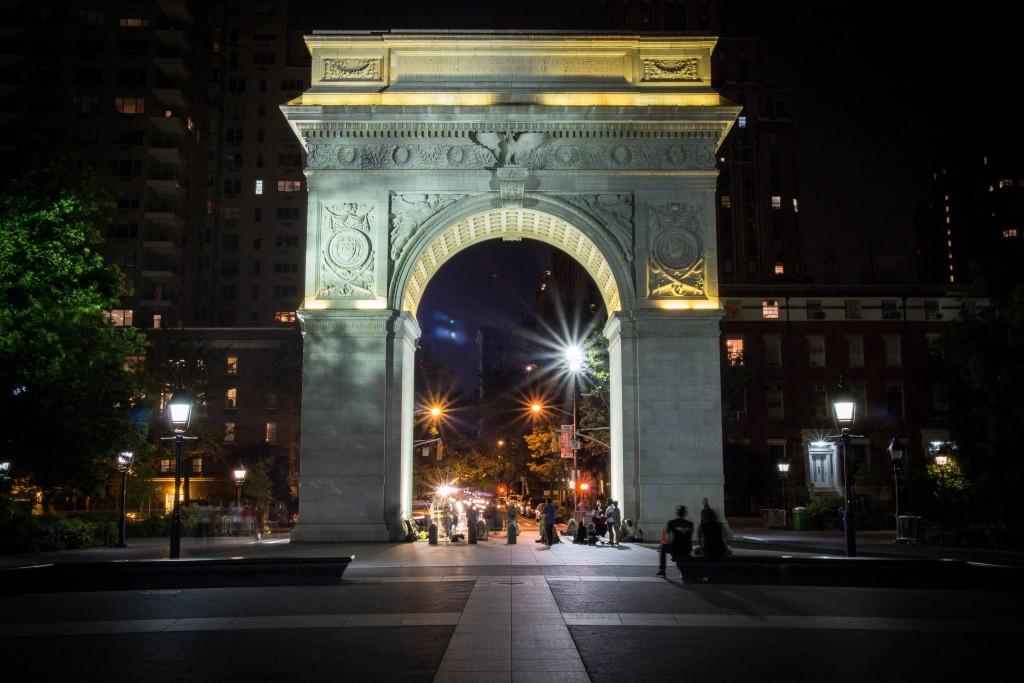 New York Washington Square Park