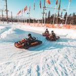 IceKarting in Finnland