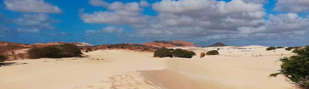 Sanddünnen Kapverden © TUI