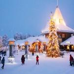 Weihnachtsmanndorf Finnland