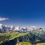 Schweiz - Eiger Mönch und Jungfrau