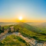 England - Nationalpark Peak District