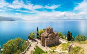 Mazedonien - Ohrid See