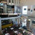 Buchladen in der LX Factory