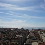 Aussicht auf Baixa