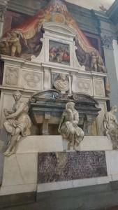 Grab von Michelangelo