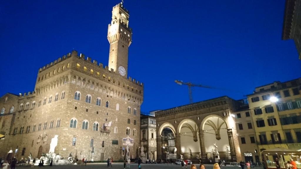 Palazzo Vecchio & Loggia dei Lanzi