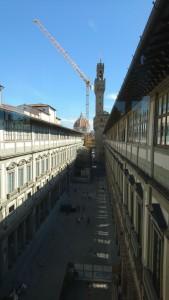 Blick auf Palazzo Vecchio